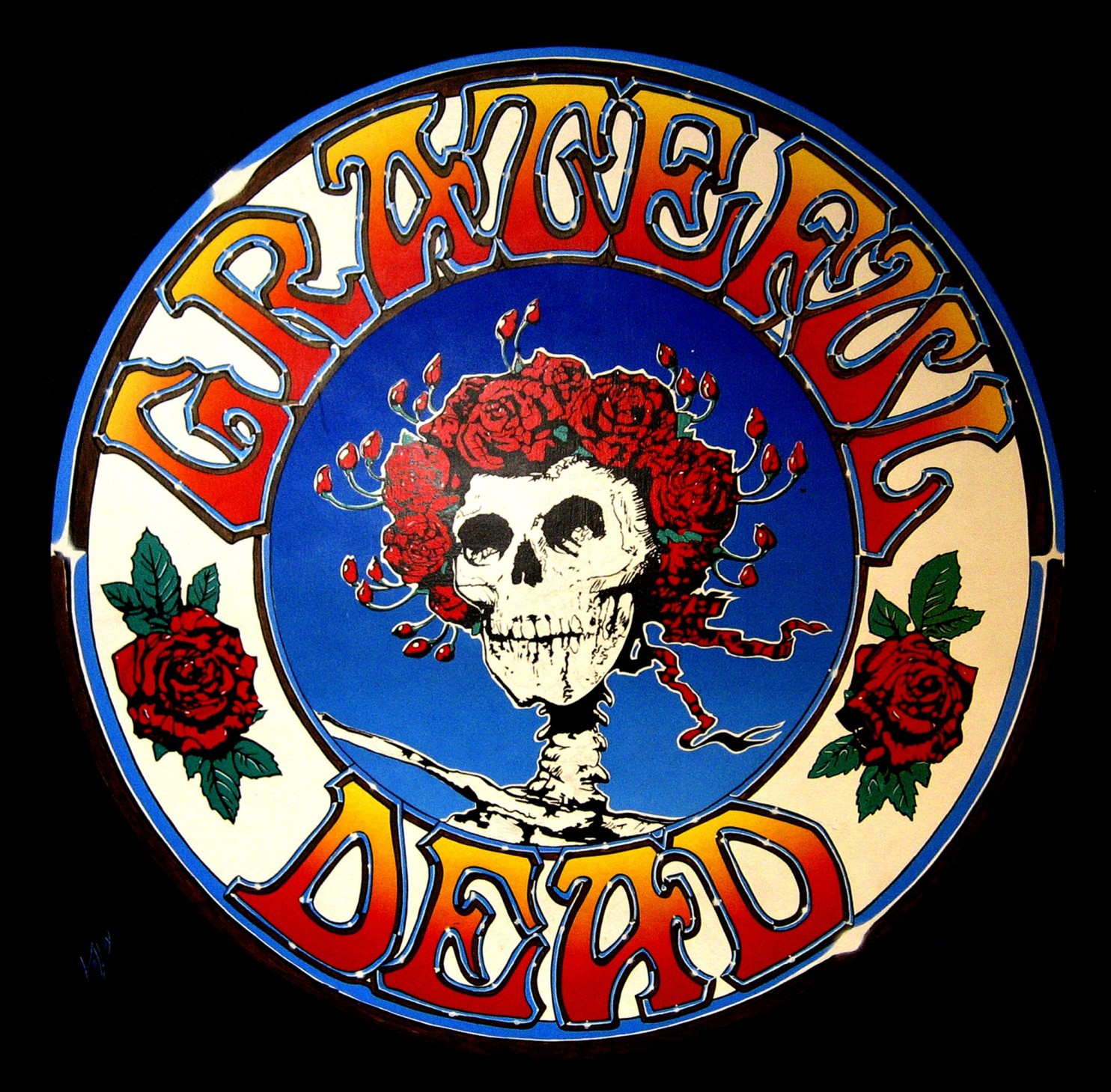 Grateful Dead Logo Ima...