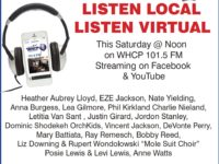 WHCP Community Concert Now Available